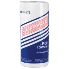 2-Ply Perforated White Paper Towel Roll 85 Sheets/Roll|HOUSEHOLD RL TWL 2P 30/85