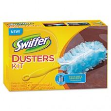 Handle Duster, Dust Lock Fiber, Yellow