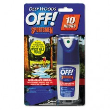 Deep Woods Sportsmen Insect Repellent, 1 Oz Spray Bottle