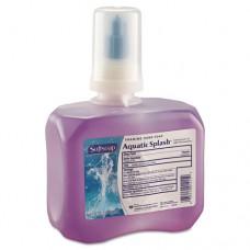 Foaming Hand Soap Refill, Anti-Bacterial, Aquatic Splash, 1250ml, 2/carton