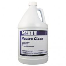 Neutra Clean Floor Cleaner, Fresh Scent, 1gal Bottle, 4/carton