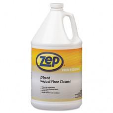 Z-Tread Neutral Floor Cleaner, 1gal Bottle