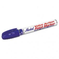 Valve Action Ppaint Marker, Blue