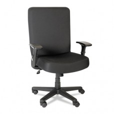 Xl Series Big & Tall High-Back Task Chair, Black
