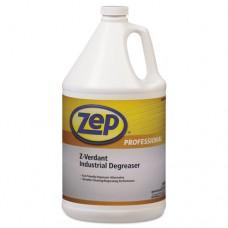 Z-Verdant Industrial Degreaser, Neutral, 1gal Bottle, 4/carton