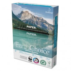 Earthchoice Office Paper, 92 Brightness, 20lb, 8-1/2 X 11, White, 5000/carton