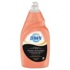 Ultra Hand Renewal Dishwashing Liquid With Olay,pomegranate Splash, 30 Oz 12/ctn