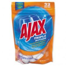 Triple Action Automatic Dishwasher Detergent Packs, Fresh Scent, 32/pk, 5pk/ct