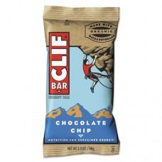 Energy Bar, Chocolate Chip, 2.4oz, 12/box