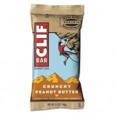 Energy Bar, Crunchy Peanut Butter, 2.4oz, 12/box