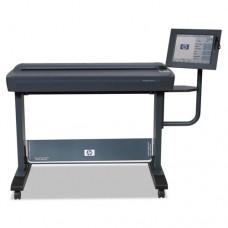 Designjet Hd Large-Format Scanner, 300 X 300 Dpi