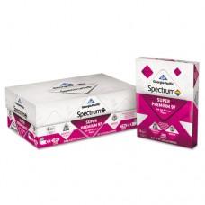 Spectrum Super Premium Bright Inkjet/laser Paper, 28lb, 8-1/2 X 11, 300 Sht/ream