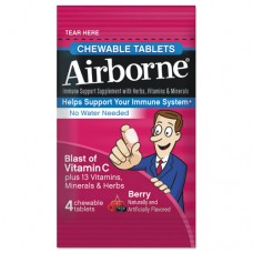 Immune Support Chewable Tablet, Berry, 144 Count