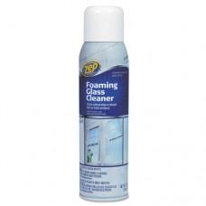 Foaming Glass Cleaner, 19 Oz Aerosol Can, Pleasant Scent