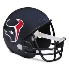 """Nfl Helmet Tape Dispenser, Houston Texans, Plus 1 Roll Tape 3/4"""" X 350"""""""