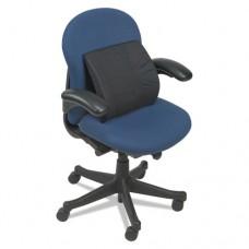 Lumbar Cushion, 14 X 13, Black