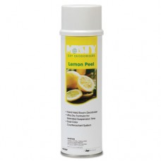 Handheld Air Sanitizer/deodorizer, Lemon Peel, 10oz Aerosol, 12/carton