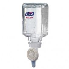 Advanced Instant Hand Sanitizer Gel, Lemon Scent, 450 Ml Refill, 2/pack