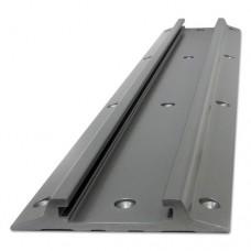 Wall Track, 5 X 7/8 X 42, Aluminum