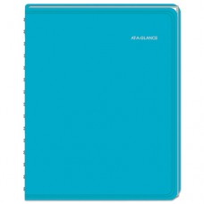 Lifelinks Professional Weekly/monthly Appointment Book, 8 1/2 X 11, Teal, 2016