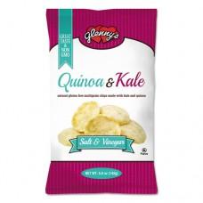 Quinoa & Kale Gluten Free Multi Grain Chips, Salt & Vinegar, 5 Oz Bag, 12/carton