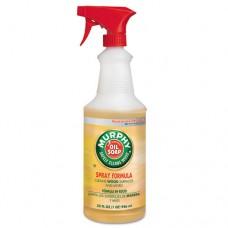 Oil Soap, Ready-To-Use Trigger Spray Bottle, Fresh Scent, 32oz, 12/carton