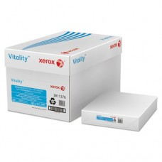 Vitality 100% Recycled Multipurpose Printer Paper, Letter, White 5,000 Sheets