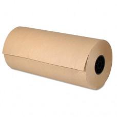 Kraft Paper, 36 In X 850 Ft, Brown