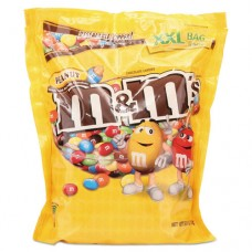 Milk Chocolate Coated Candy W/peanut Center, 56 Oz Bag