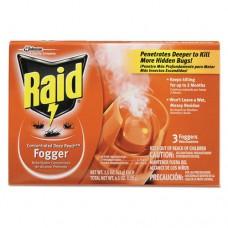 Concentrated Deep Reach Fogger, 1.5 Oz Aerosol Can, 3/pack, 12 Packs/carton