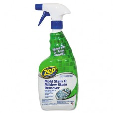 Mold Stain And Mildew Stain Remover, 32 Oz Spray Bottle