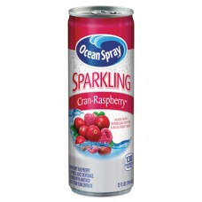 Sparkling Juices, Cranraspberry, 12 Oz Can, 12/carton