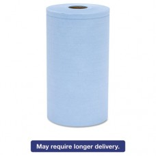 Prism Scrim Reinforced Wipers, 4-Ply, 9 3/4 X 275ft Roll, Blue, 6 Rolls/carton