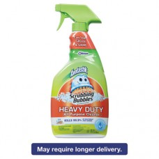 Scrubbing Bubbles Bleach 5-In-1 Cleaner, Pleasant Scent, 32 Oz, 8 Bottles/ct