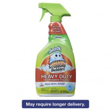 Scrubbing Bubbles Bleach 5-In-1 Cleaner, Pleasant Scent, 32 Oz Spray Bottle