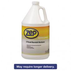 Z-Tread Burnish Restorer, Neutral, 1gal Bottle