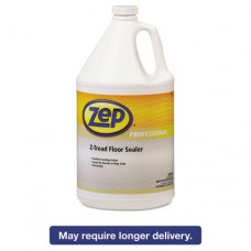 Z-Tread Floor Sealer, Neutral, 1gal Bottle