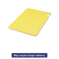 Cut-N-Carry Color Cutting Boards, Plastic, 20w X 15d X 1/2h, Yellow