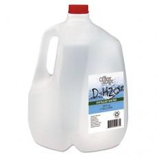 Distilled Water, 1 Gal Bottle, 3/carton