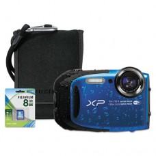 Xp90 Digital Camera Bundle, 16 Mp, Tracking Auto Focus, Black