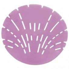 Pearl 3d Urinal Screen, 0.125 Oz, Lavender Lace Scent, 10/pack