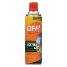 Backyard Insect Repellant, 16 Oz Aerosol, 12/carton