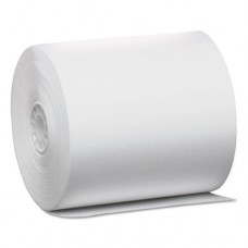 "Direct Thermal Printing Thermal Paper Rolls, 3"" X 230 Ft, White, 50/carton"