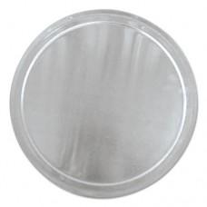 """Aluminum Pizza Tray, 16"""" Dia, Silver"""
