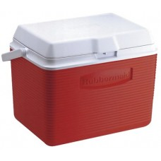 Ice Chests, 24 qt, Red