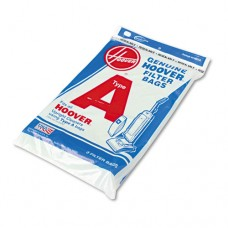 Commercial Elite Lightweight Bag-Style Vacuum Replacement Bags, 3/pack