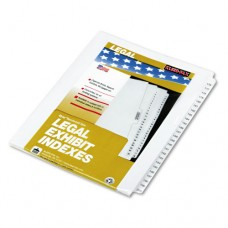 "80000 Series Side Tab Legal Index Divider Set, Printed ""176""-""200"""