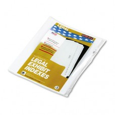 "90000 Series Alpha Side Tab Legal Index Divider, Preprinted ""e"", 25/pack"