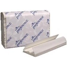(PACK/200) PREFERENCE C-FOLD WHIT 1-PLY