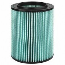 5-Layer HEPA Filter f/5-20 Gallon Wet/Dry Vacuums, Green